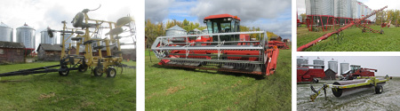 Unreserved Farm Equipment Auction for Steve Mackiewich