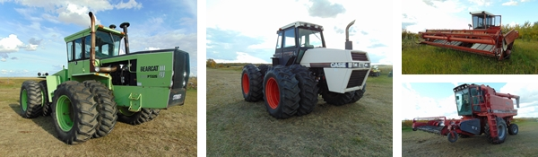 Timed Unreserved Farm Equipment Auction For Frank & Jean Gerk