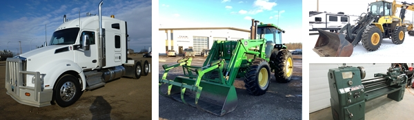 Timed Real Estate and Equipment Consignment Auction