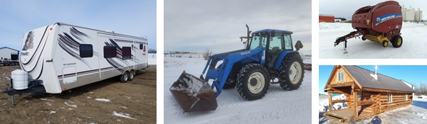 Unreserved Timed Real Estate and Equipment Consignment Auction