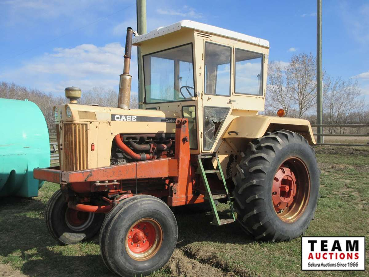 Unreserved Farm Equipment & Livestock Auction for Peter