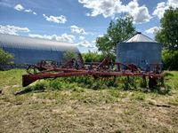 International  34 ft Anhydrous Cultivator