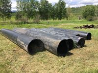 (6) Poly Culverts or Pipe