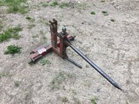 3 Point Hitch Bale Prong