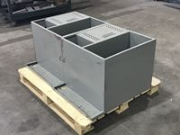 Custombuilt  (2) 2 Ft x 2 Ft Tool Boxes