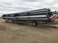 2012 Case 2152 45 Ft Draper Header