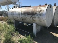 4400 +/- Litre Skid Mounted Fuel Tank