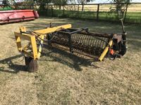 Kirchener  10 3 Pt Hitch Hay Fluffer