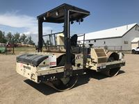 Ingersoll-Rand DD-130HF Double Drum Vibratory Roller