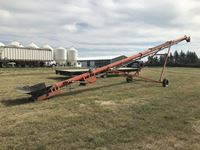 Kens Custom  60 Ft Bean Conveyor