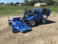 2002 New Holland MC28 72 In. Front Mount Lawn Mower