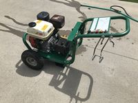Red Maple  Gas Pressure Washer
