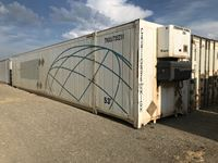 2004 CIMC  53 Heated Shipping Container
