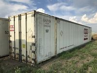 2011 Hyundai  53 Reefer Shipping Container