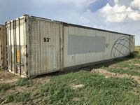 2006 CIMC  53 Insulated Shipping Container