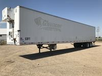 2005 Utility  53 T/A Heated Van Trailer
