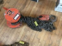 Cyclone  3 Ton Chain Hoist
