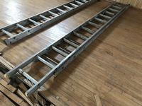 24 Aluminum Extension Ladder