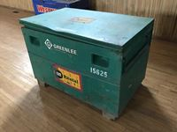 "Greenlee  48"" X 30"" X 34"" Storage Box"