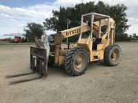 Hyster Z90C 9000 Lb 4x4 Telescopic Forklift