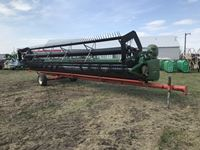 2003 John Deere 930R 30 Ft Rigid Header
