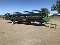2005 John Deere 930D 30 Ft Draper Header