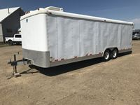 2003 Interstate  24 T/A Office/Warehouse Trailer