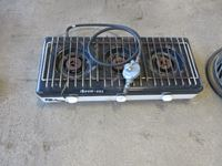 (3) Burner Propane Cook Top