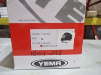 XL Full Face Shield Helmet (new)