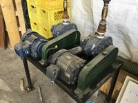 2019 Howden  Twin Rotary Lobe Blowers