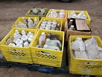 (4) Pallets of Industrial Cleaning Supplies