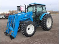 2011 LS P7040 MFWD Loader Tractor