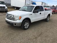 2009 Ford F150 XLT 4X4 Extended Cab Pickup