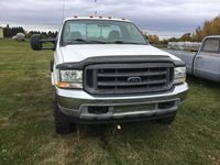 2003 Ford F550 4X4 Regular Cab & Chassis (non runner)