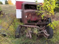 Old GMC Truck (for salvage)