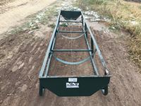 Behlen Country 11 Ft feed Bunk Frame