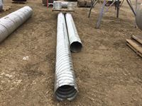 "(2) 12"" Culverts with Connector (new)"