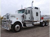 2008 Kenworth W900 T/A Highway Tractor
