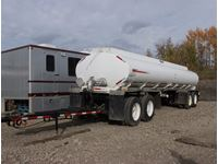 2004 Advanced Engineered Products  Fuel Hauler/Trailer