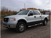 2006 Ford F150 Crew Cab Pickup (non runner)