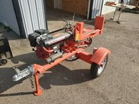 Wallenstein  Wood Splitter