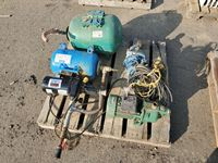 Pallet of Water Pumps / Sump Pump