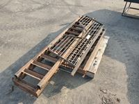 Pallet of Trailer Ramps