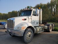 2010 Peterbilt 340 T/A Day Cab Highway Tractor