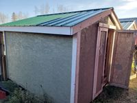 10 ft x 10 ft Insulated Chicken Coop
