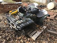 Honda Foreman Inoperable ATV