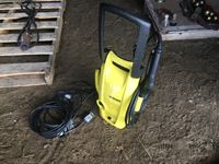 Karcher Electric Pressure Washers