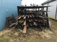 Large Selection of Structural Steel