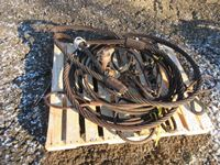 Pallet of Cable Slings & Cable Cutter