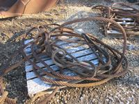 Pallet of Cable Slings
